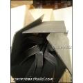 เกียงฉาบปูนพีวีซี PVC สีดำ (ยกโหล)