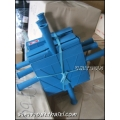 กระบะฉาบปูน พีวีซี สีฟ้า (ยกโหล)