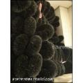แปรงขัดล้อกาบมะพร้าว ใยมะพร้าว สีดำ (ยกมัด 300 อัน)