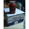 แม่สีน้ำพลาสติกสีแดง ASA-HI (ยกโหล)