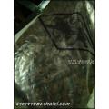 ลูกบิดหางปลาบานสวิง บานมุ้งลวด สีน้ำตาล (1ถุง)