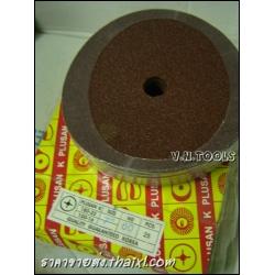 กระดาษทรายกลม ขนาด7นิ้ว เบอร์60 (กล่อง 25ชิ้น)