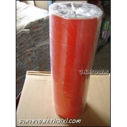 เทปผ้ากาวสีแดง ขนาด2นิ้ว (แถวละหกม้วน)